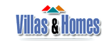 Logo 'Villas and homes'